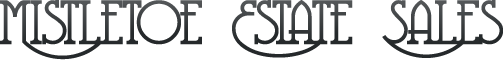 Mistletoe Estate Sales Logo